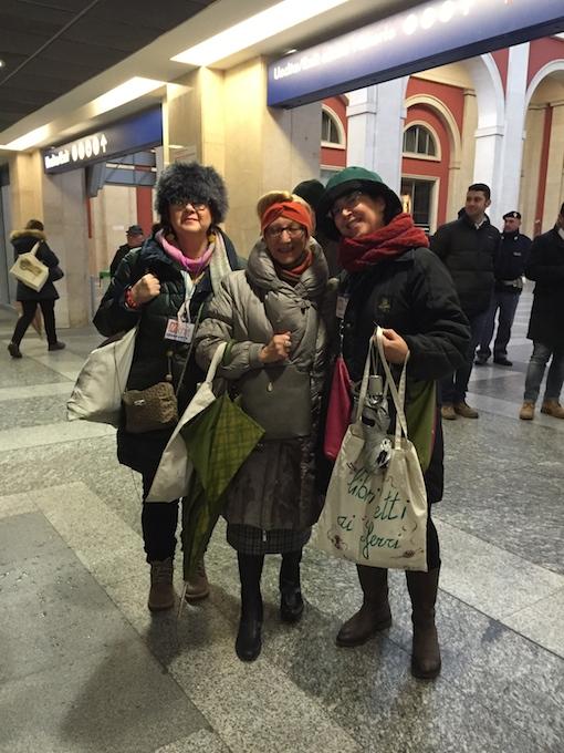 Metroknit 2016 Margherita bratti viacalimala art room Eccellenza Artigiana Torino Piemonte