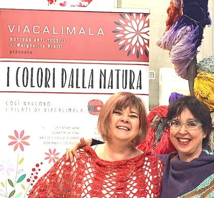 VIACALIMALA e Elena tra stelle e gomitoli insieme a San Salvario District dal 6 al 9 Aprile 2017