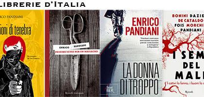 Libri Letti ai Ferri e Torinoir ancora insieme con lo scrittore Enrico Pandiani