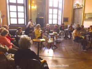 Margherita Bratti Carta e penna al circolo dei letori VIACALIMALA 2