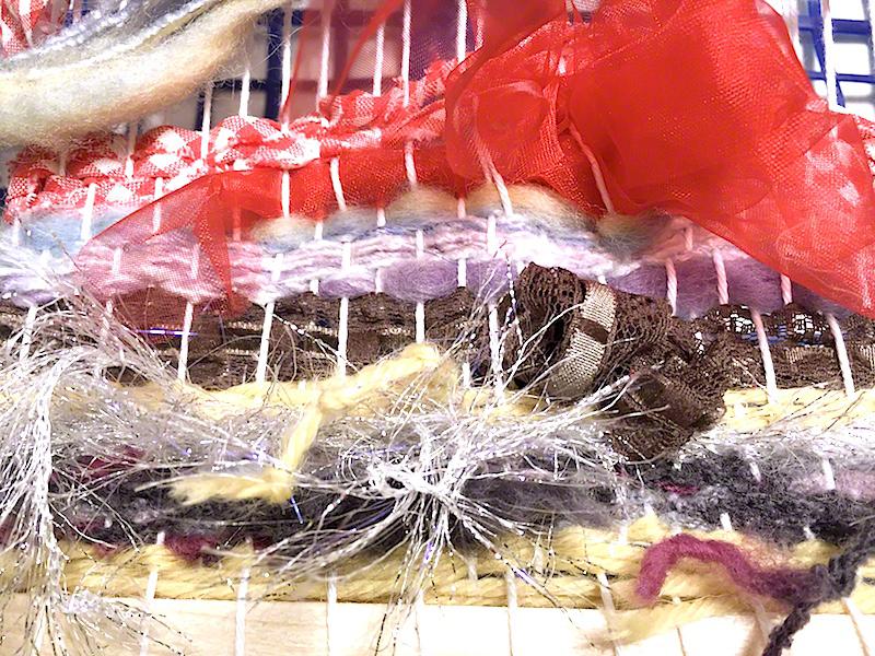 Creare un tessuto dal 19 al 24 febbraio
