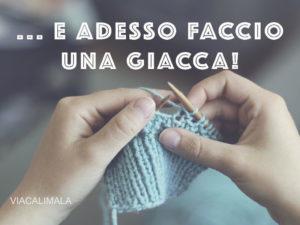 VIACALIMALA corso avanzato di maglieria Giuliano&GiusyMarelli