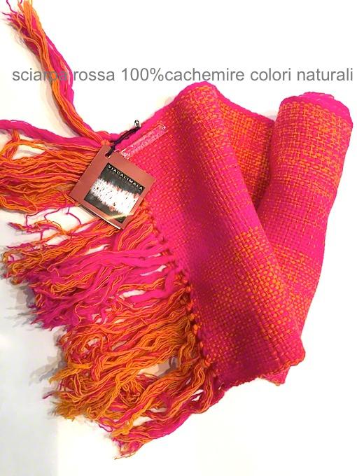 codice promozionale afe48 75d64 Sciarpa Fantasia Rossa