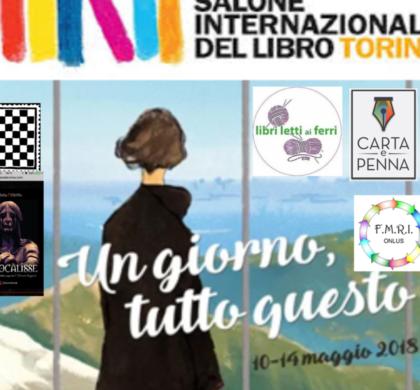 Libri letti ai ferri vi aspetta al Salone Internazionale del Libro #salto ospite della Federazione Malattie Rare Infantili di Torino