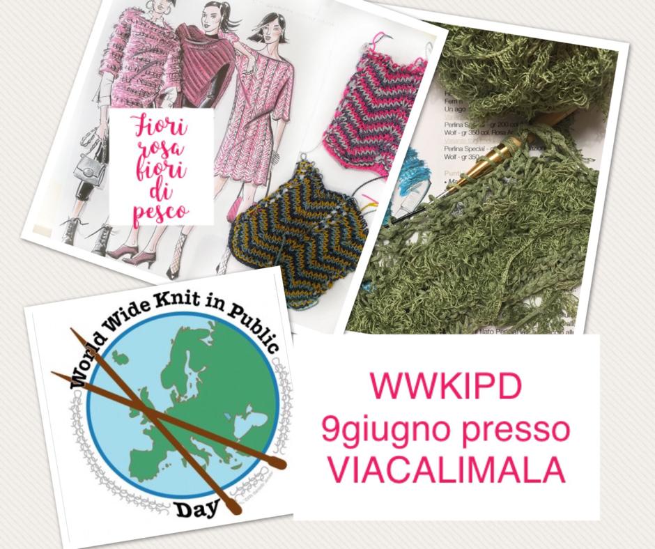 Sabato 9 giugno festeggiamo la giornata del WWKIPD presso VIACALIMALA