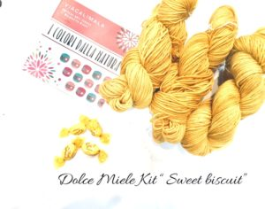 Viacalimala kit sweet biscuit dolce miele