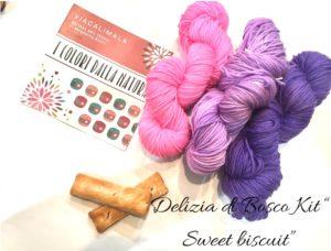 Viaclimala kit sweet biscuit delizia di bosco