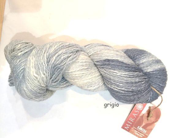 Mirasol filati VIACALIMALA grigio